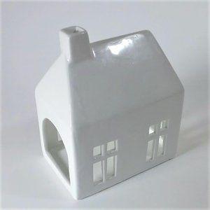 ⭐️ Tea light holder small house school farmhouse